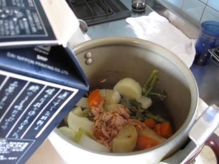 daikon cooking