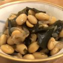 soybean and Konbu